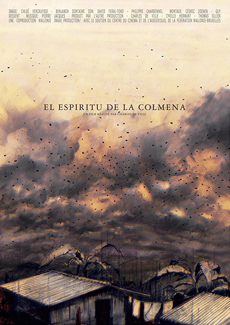 AFFICHE - El Espiritu de la Colmena