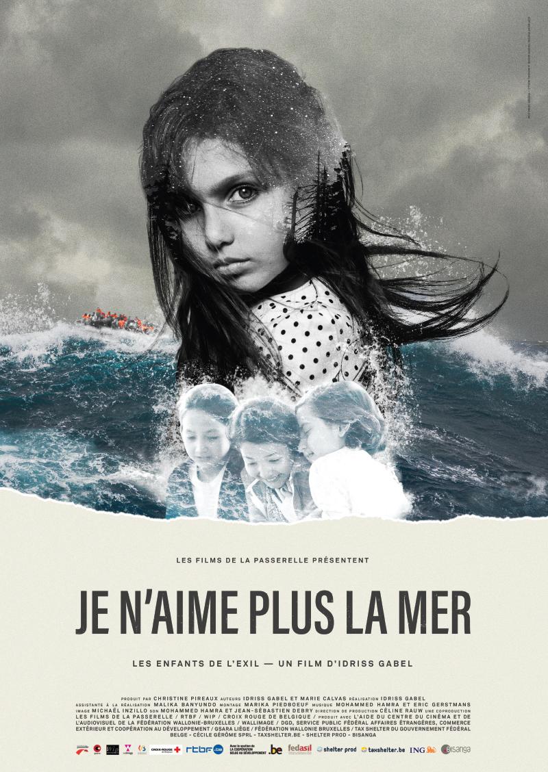 AFFICHE - Je n'aime plus la mer