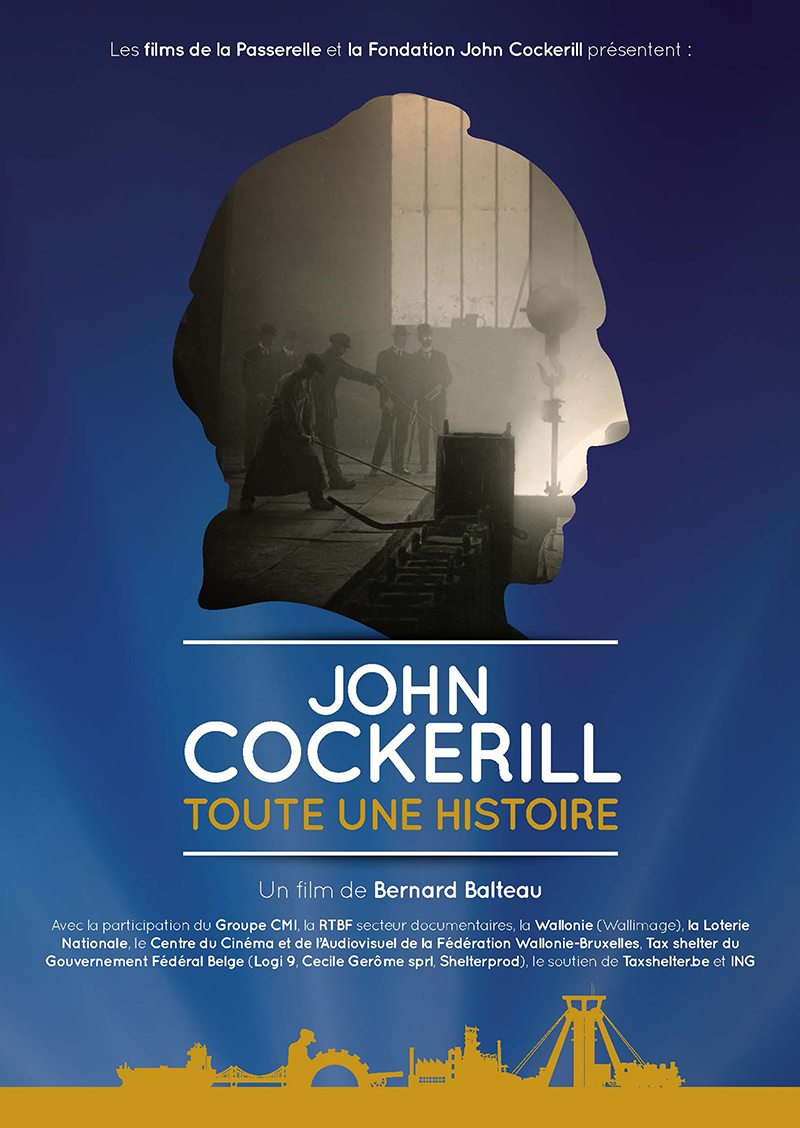 AFFICHE - John Cockerill