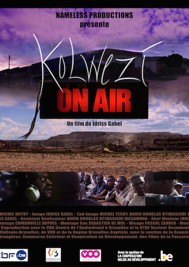 AFFICHE - Kolwezi on Air