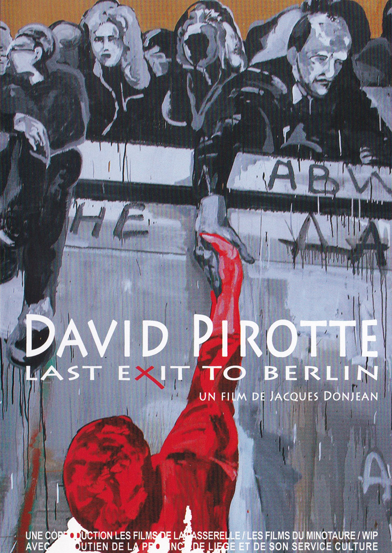 AFFICHE - Last Exit to Berlin