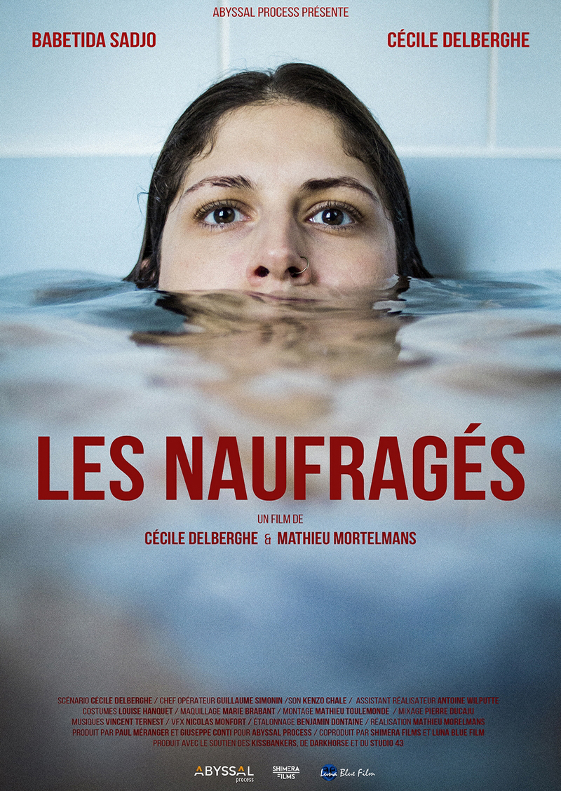 AFFICHE - Les Naufragés